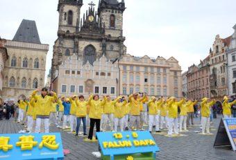 Falun Dafa Day Praha 2019
