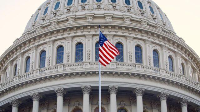 Kapitol vlajka