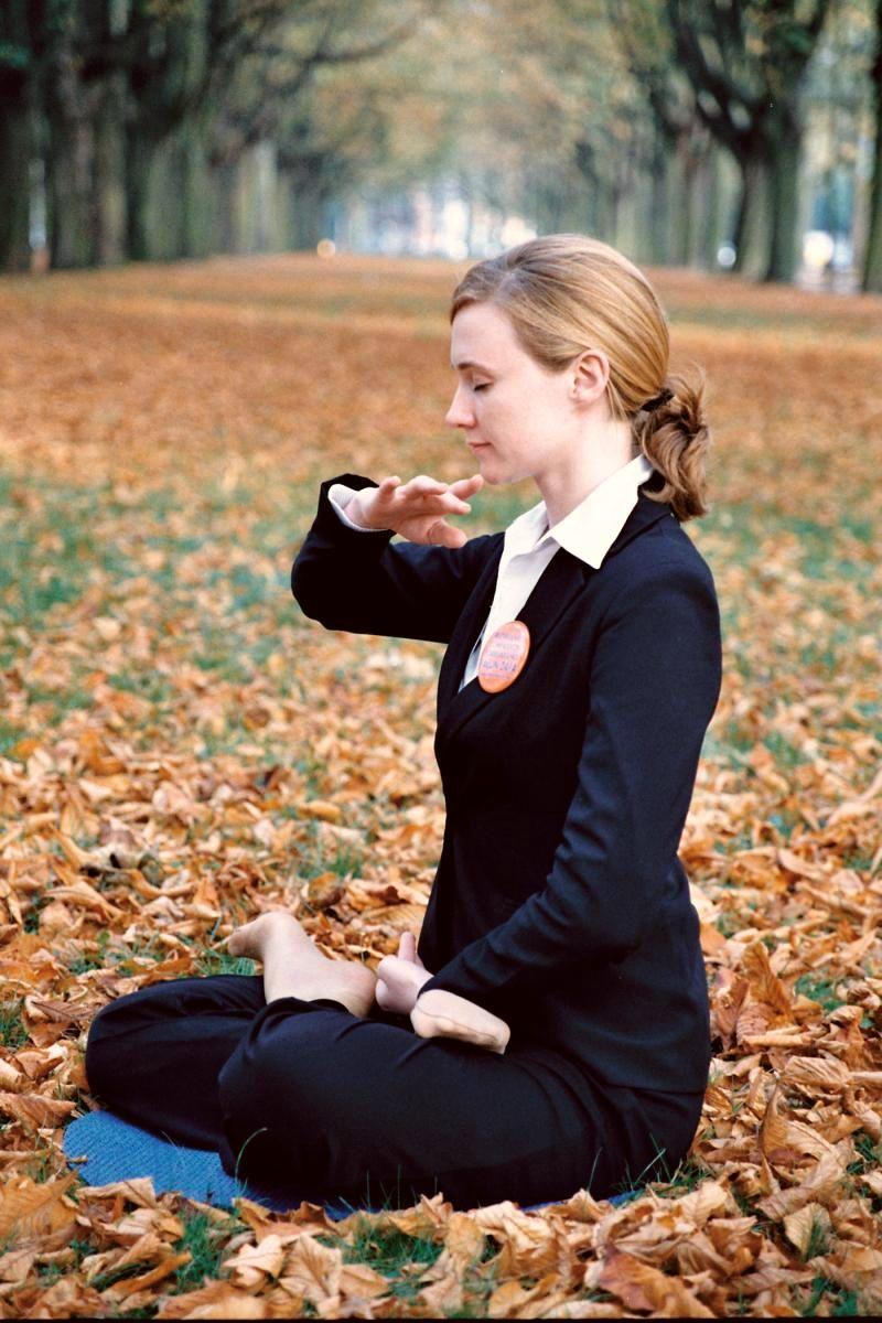 Qigong - meditace ve Falun Gongu
